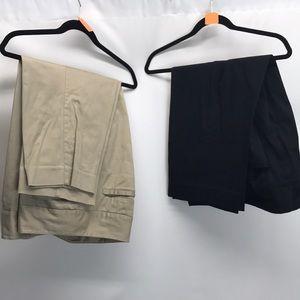 Vintage eloquii crop pants